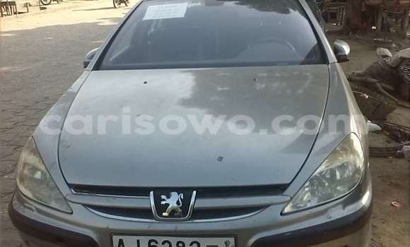 Acheter Occasion Voiture Peugeot 607 Marron à Cotonou, Benin