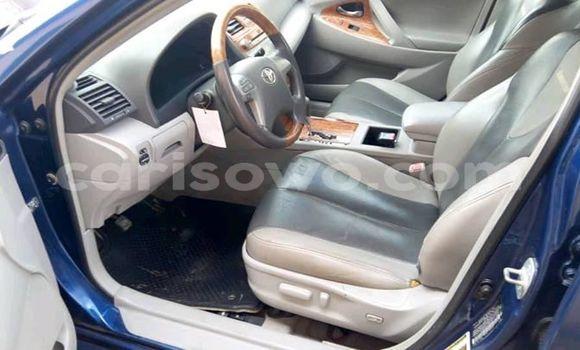 Acheter Occasions Voiture Toyota Camry Bleu à Cotonou au Benin