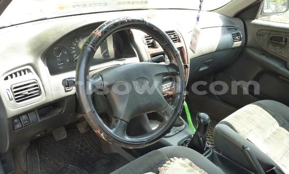 Acheter Occasion Voiture Mazda 626 Gris à Cotonou, Benin