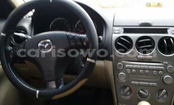 Acheter Occasions Voiture Mazda 6 Gris à Cotonou au Benin