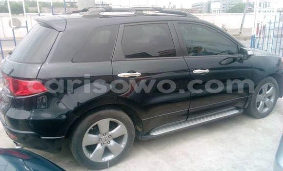 Acheter Occasions Voiture Acura RDX Noir à Cotonou au Benin