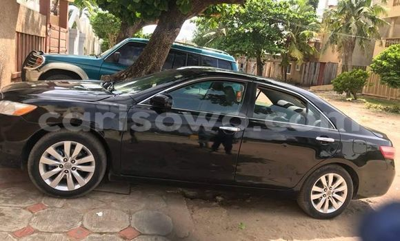 Acheter Occasions Voiture Toyota Camry Noir à Cotonou au Benin