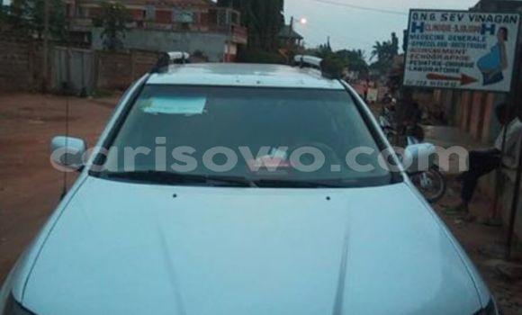 Acheter Occasions Voiture Mitsubishi Outlander Blanc à Porto Novo au Benin