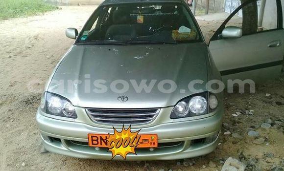 Acheter Occasions Voiture Toyota Avensis Gris à Abomey Calavi au Benin