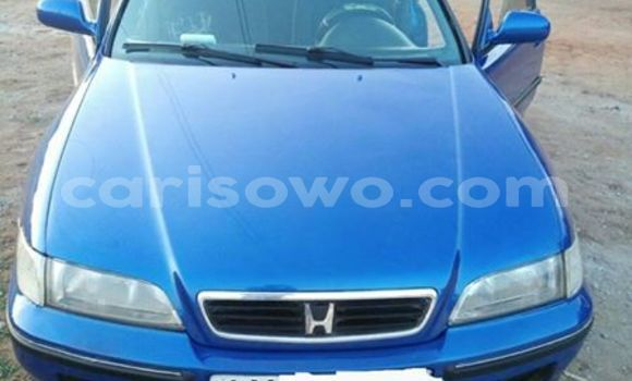 Acheter Occasions Voiture Honda Accord Bleu à Abomey Calavi au Benin