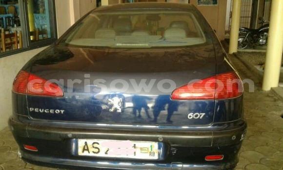 Acheter Occasions Voiture Peugeot 607 Autre à Cotonou au Benin