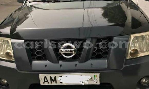Acheter Occasions Voiture Nissan Xterra Noir à Cotonou au Benin