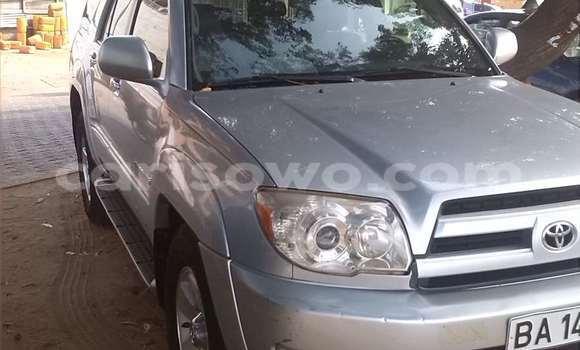 Acheter Occasions Voiture Toyota 4Runner Gris à Cotonou au Benin