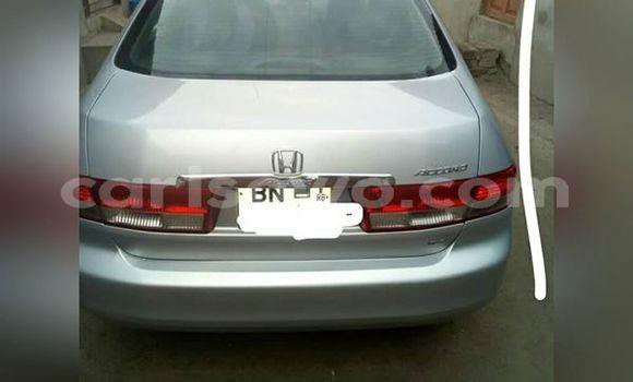 Acheter Occasions Voiture Honda Accord Gris à Cotonou au Benin