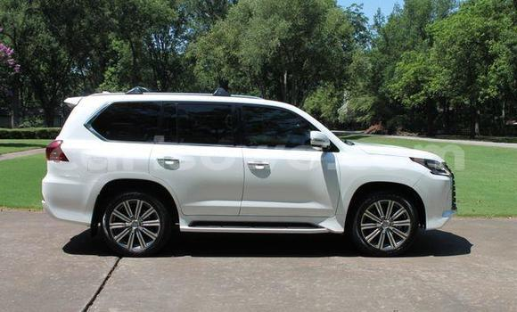 Acheter Occasion Voiture Lexus LX Blanc à Adjohoun, Ouême