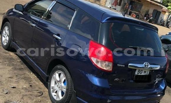Acheter Occasions Voiture Toyota Matrix Autre à Cotonou au Benin
