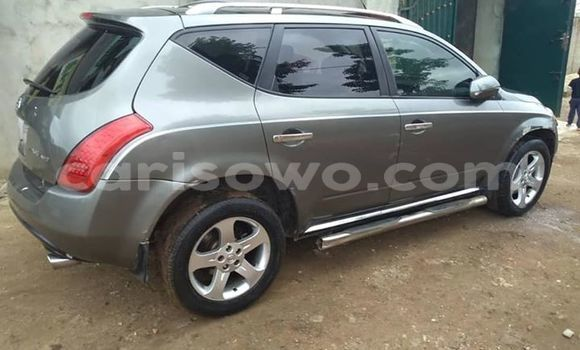 Acheter Occasions Voiture Nissan Murano Gris à Cotonou au Benin