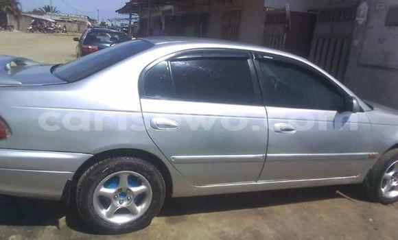 Acheter Occasions Voiture Toyota Avensis Gris à Cotonou au Benin