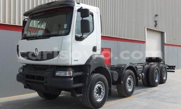 Acheter Neuf Utilitaire Renault TRM 10000 Blanc à Porto Novo, Benin