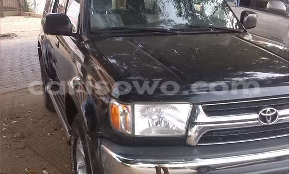 Acheter Occasion Voiture Toyota 4Runner Bleu à Cotonou, Benin