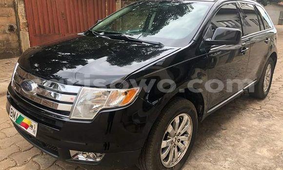 Acheter Occasion Voiture Ford Edge Noir à Cotonou, Benin