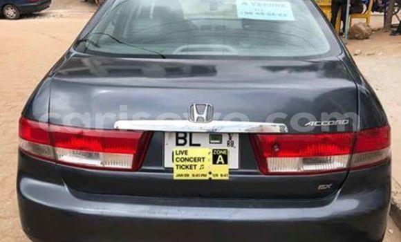 Sayi Na hannu Honda Accord Sauran Mota in Cotonou a Benin