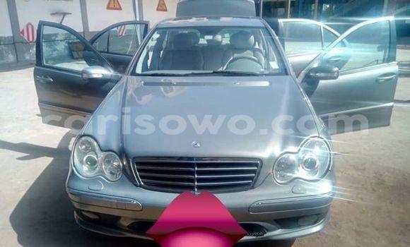 Sayi Imported Mercedes‒Benz C–Class Sauran Mota in Cotonou a Benin