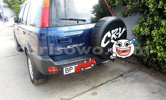Sayi Imported Honda CR–V Blue Mota in Cotonou a Benin