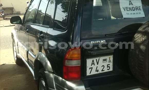 Acheter Occasion Voiture Suzuki Grand Vitara Bleu à Cotonou au Benin