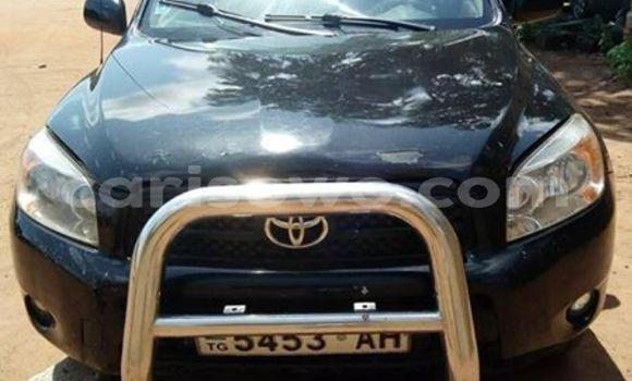 Sayi Imported Toyota RAV4 Black Mota in Abomey Calavi a Benin