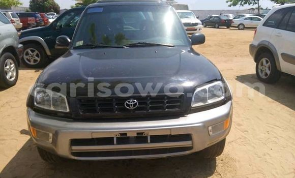 Acheter Importé Voiture Toyota RAV4 Noir à Cotonou, Benin