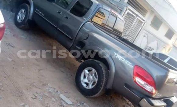 Sayi Imported Toyota Pickup Sauran Mota in Cotonou a Benin