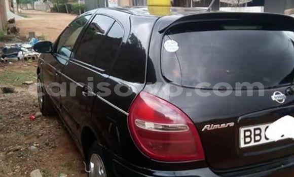 Acheter Importer Voiture Nissan Almera Noir à Cotonou, Benin
