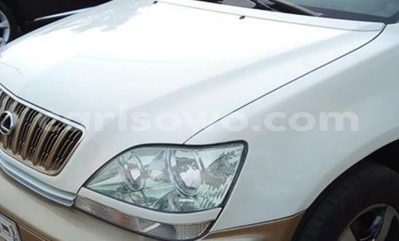 Acheter Occasion Voiture Lexus RX 300 Blanc à Cotonou, Benin