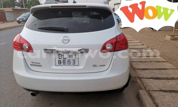Acheter Occasion Voiture Nissan Teana Blanc à Cotonou, Benin