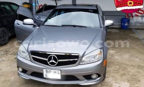 Acheter Occasion Voiture Mercedes-Benz C-klasse Gris à Cotonou, Benin