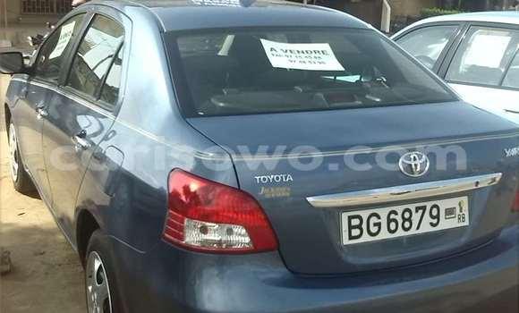 Acheter Occasions Voiture Toyota Yaris Bleu à Cotonou au Benin