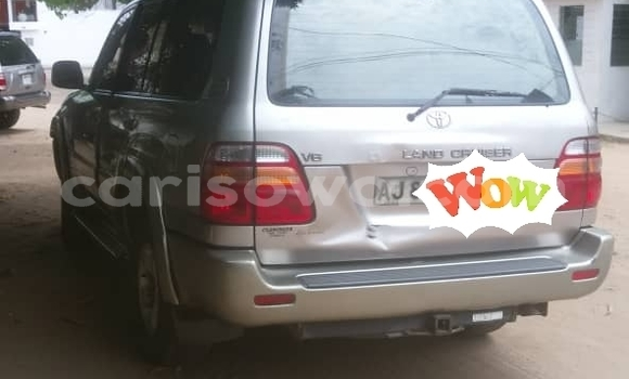 Acheter Occasion Voiture Toyota Land Cruiser Beige à Cotonou, Benin