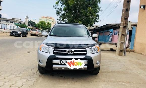 Acheter Occasion Voiture Toyota RAV 4 Gris à Cotonou, Benin