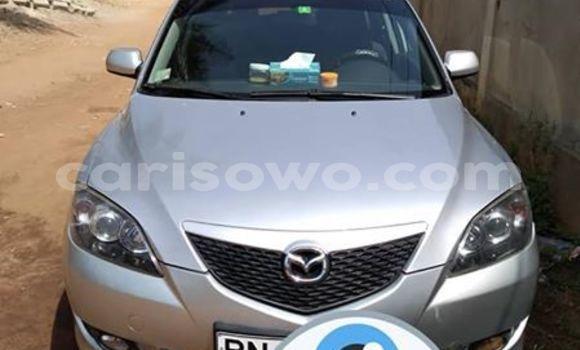 Acheter Occasion Voiture Mazda 3 Gris à Cotonou, Benin
