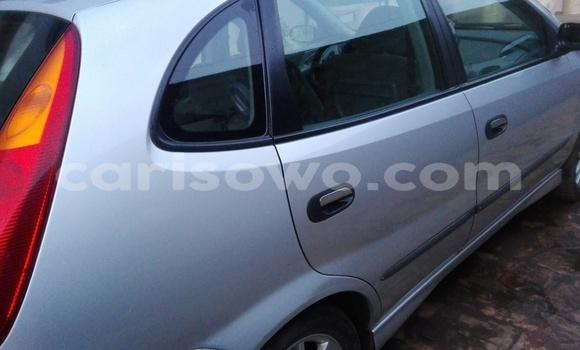 Acheter Occasion Voiture Nissan Almera Tino Gris à Cotonou, Benin
