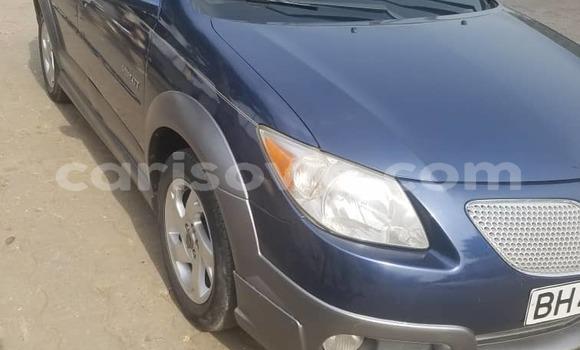 Acheter Occasion Voiture Pontiac Vibe Bleu à Cotonou, Benin