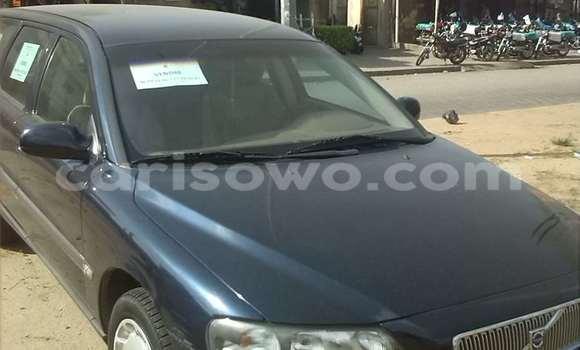 Acheter Occasion Voiture Volvo V70 Noir à Cotonou au Benin