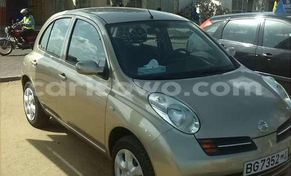 Acheter Occasion Voiture Nissan Micra Marron à Cotonou, Benin