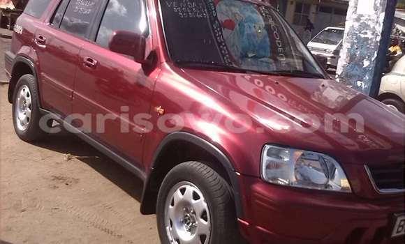 Acheter Occasion Voiture Honda CR–V Rouge à Cotonou, Benin