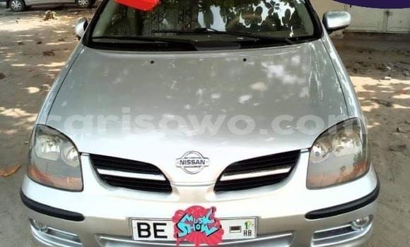 Acheter Occasion Voiture Nissan Tino Gris à Cotonou, Benin
