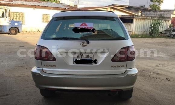 Acheter Occasion Voiture Lexus RX 300 Beige à Cotonou, Benin