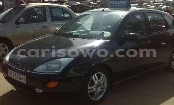 Acheter Occasion Voiture Ford Focus Noir à Cotonou au Benin