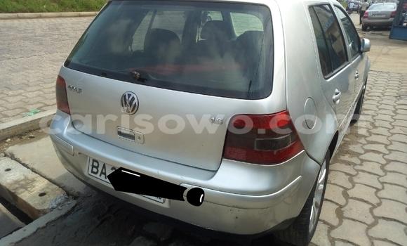 Acheter Occasion Voiture Volkswagen Golf Gris à Cotonou, Benin