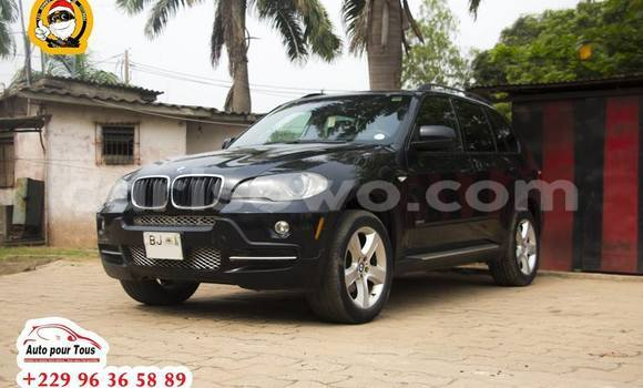 Acheter Occasion Voiture BMW X5 Noir à Cotonou, Benin