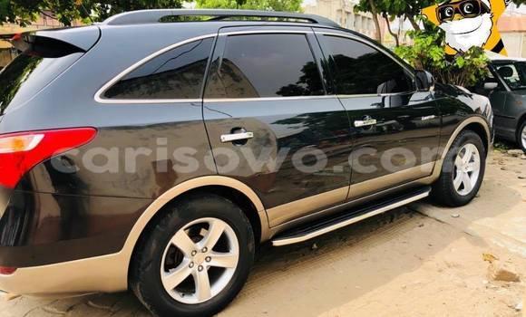 Acheter Occasion Voiture Hyundai Veracruz Noir à Cotonou, Benin