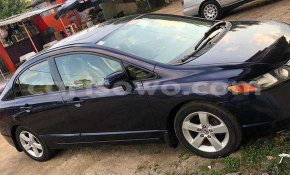 Acheter Occasion Voiture Honda Civic Bleu à Cotonou, Benin
