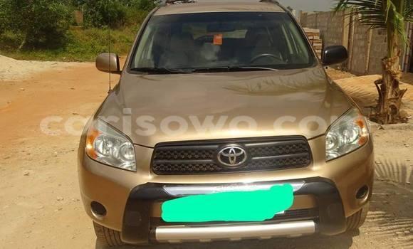 Acheter Occasion Voiture Toyota RAV4 Marron à Cotonou, Benin
