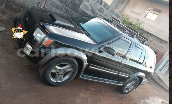 Acheter Occasion Voiture Infiniti QX4 Noir à Cotonou, Benin