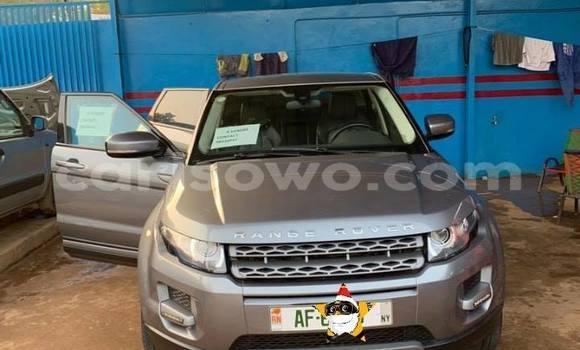 Acheter Occasion Voiture Land Rover Range Rover Evoque Autre à Cotonou, Benin